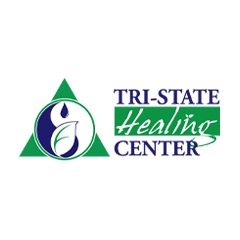 Chiropractic Angola IN Tri-State Healing Center Logo Circle New